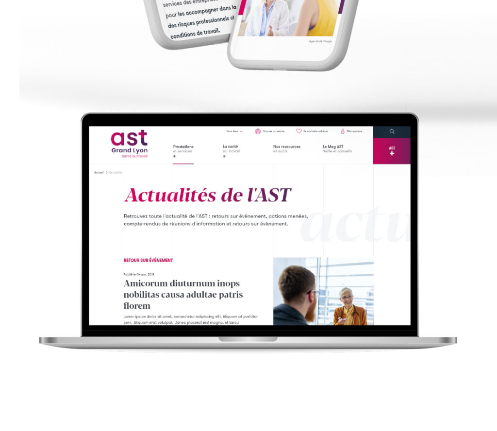 site responsive mobile