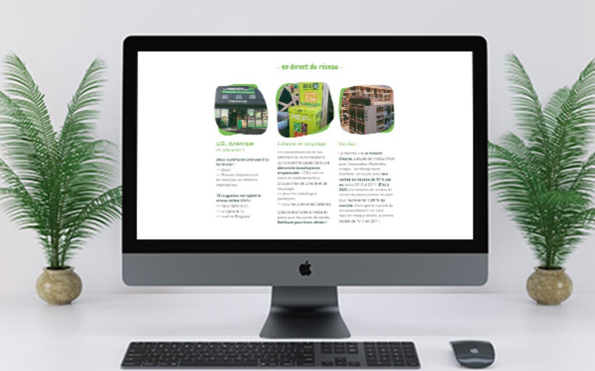 Comptoir de la bio campagne mail