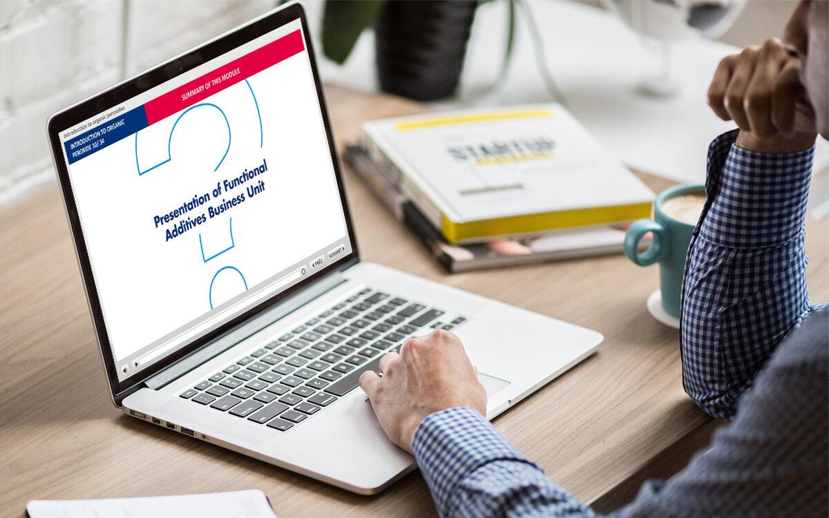 e-learning Arkema